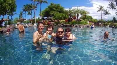 2019年 今年2度目のハワイは「4人合わせて240歳!」mikikoママさんご夫妻と遊ぶハワイ!④ハワイ島3日目