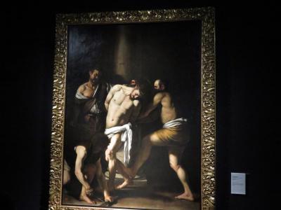 2019年 イタリア・フレスコ画の旅 ナポリ カポディモンテ美術館と考古学博物館