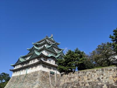 名古屋めし三昧。たらふく食べ歩き、ちょい観光。