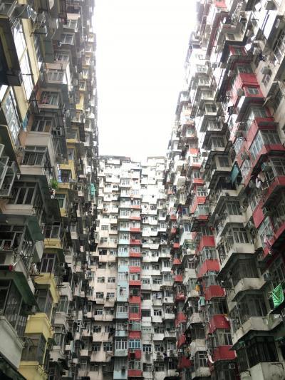 初めての香港!!