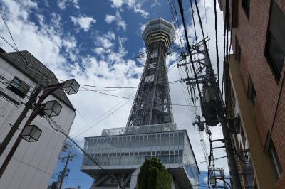 2019年大阪の旅2日目前編(通天閣)