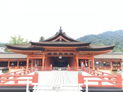 広島/宮島ひとり旅