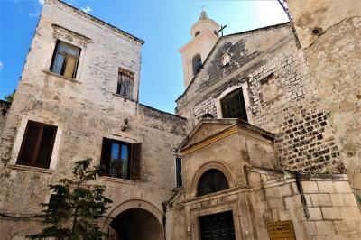 魅惑のシチリア×プーリア♪ Vol.777 ☆ビシェーリエ旧市街:16世紀の中世時代の面影♪