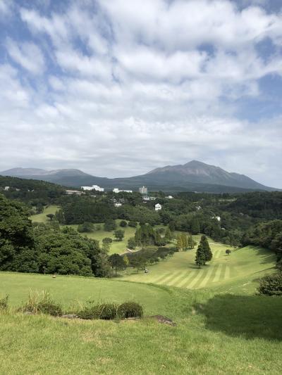 九州ゴルフ合宿その2 霧島温泉はまるでカナディアンロッキー