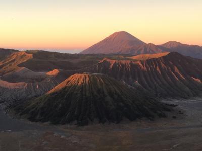 インドネシア旅行5日目:ブロモ山の朝日鑑賞~バニュワンギへ