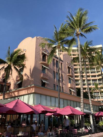 サンセットが美しいハワイを一人旅(4日目)