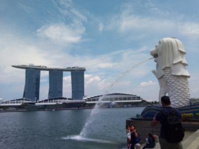 初めてのシンガポール夫婦旅①アンダーズ宿泊と初のイスラム料理。