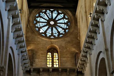 魅惑のシチリア×プーリア♪ Vol.789 ☆ルーヴォ・ディ・プーリア:美しい大聖堂に残るフレスコ画♪