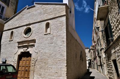 魅惑のシチリア×プーリア♪ Vol.790 ☆ルーヴォ・ディ・プーリア:美しい旧市街は中世時代の面影♪