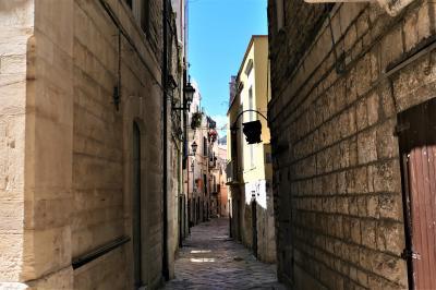 魅惑のシチリア×プーリア♪ Vol.792 ☆ルーヴォ・ディ・プーリア旧市街は美しい景観が広がる♪