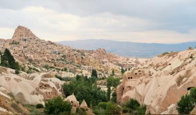 6つの世界遺産を巡るトルコ(4)カッパドキアの不思議な世界