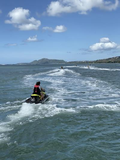 サンセットが美しいハワイを一人旅(5・6日目)