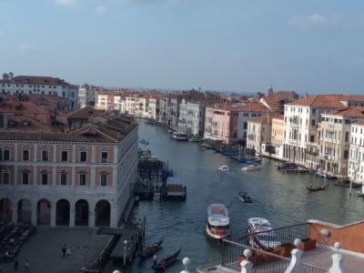 ベネチア~スロベニア~ザグレブまでアドリア海周遊の旅 (1)ヴェネチア
