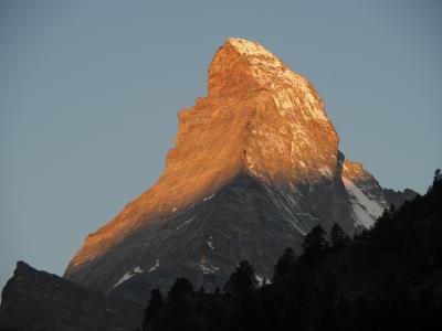 スイスで歩く!⑥~絶景・鉄道・ハイキング・ホテル・グルメ~(9泊11日)