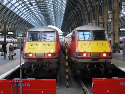 イギリス_鉄道と音楽の3日間-④ ナショナルレイル