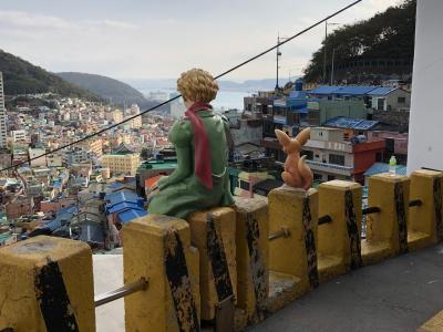 週末釜山:トランジットツアー参加で滞在わずか4時間