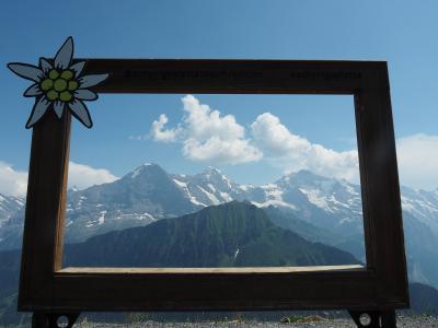 スイスで歩く!⑦~絶景・鉄道・ハイキング・ホテル・グルメ~(9泊11日)