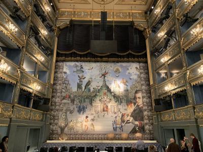猪突猛進④プラハへ行こう!オペラを観る。