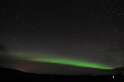 オーロラ求めて再びアイスランドへ~アイスランド大周遊~ オーロラ 編