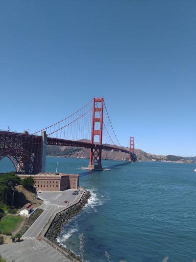 サンフランシスコ四泊六日