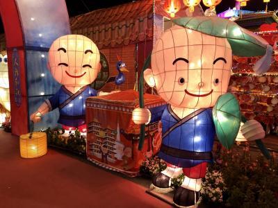 台湾燈會在屏東2019.2月「我屏東我驕傲」ランタンフェスを見尽くす旅!③4日目、5日目屏東市内