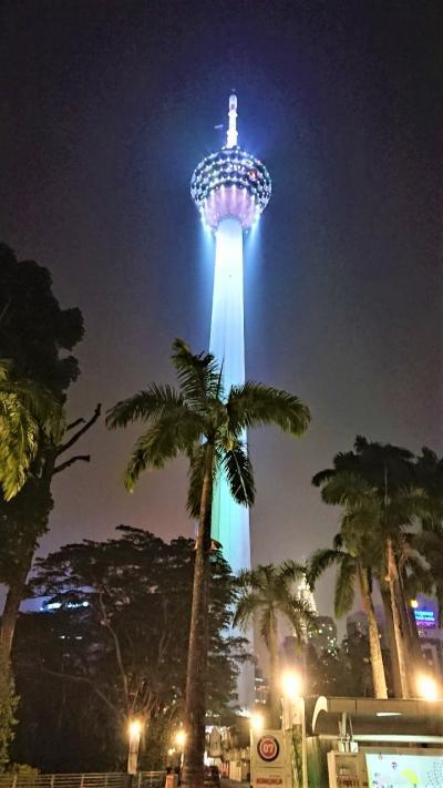 GO!GO!週末マレーシア4日間 OPツアー編 KLタワー、チャイナタウン&アロー通り散策