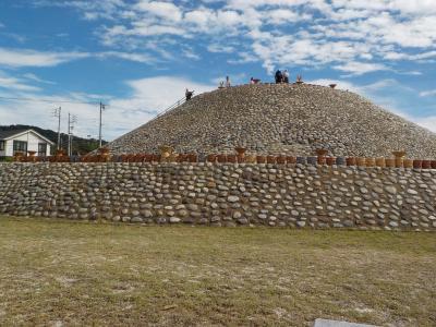 名古屋市守山区の志段味古墳群に行ってきました