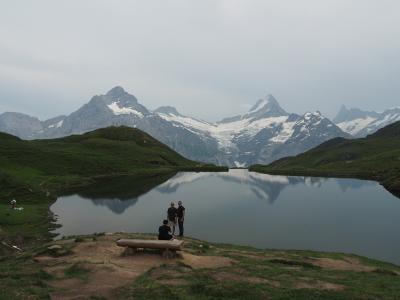 スイスで歩く!⑧~絶景・鉄道・ハイキング・ホテル・グルメ~(9泊11日)
