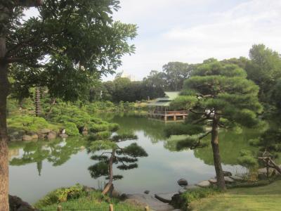 清澄庭園 深川江戸資料館 松尾芭蕉 そして最後はブルーボトルコーヒーへ