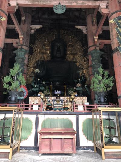 大人の修学旅行(京都、奈良) 奈良編