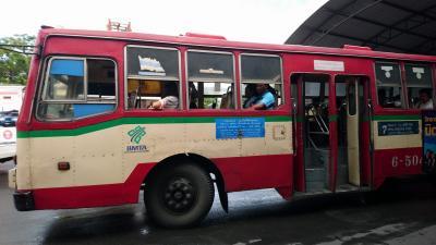 2019 バンコク 小旅行 05 バンコクのバスや電車を乗りこなせ