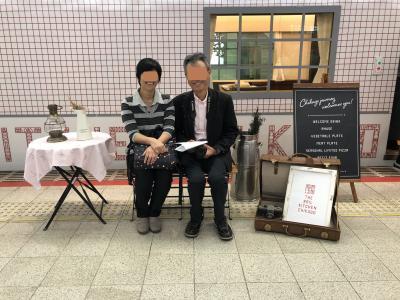 福岡・大分の旅1 宗像大社とレールキッチン筑後