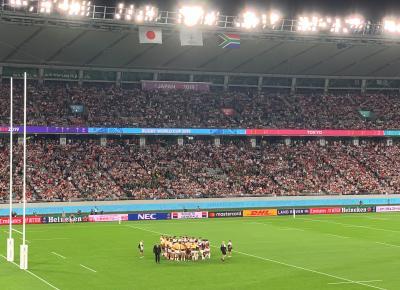 日本 対 南アフリカ 3-26
