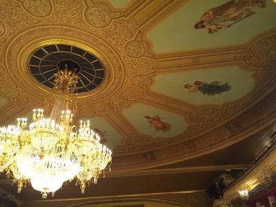 海外一人旅!第2弾~魅惑の街、モスクワvol.4 市内観光とバレエ観劇~