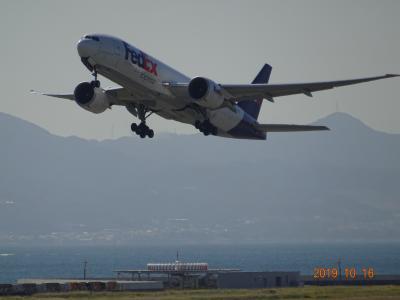 2019.10月 関西国際空港の裏側探検と伊丹空港近くのスポットツアー
