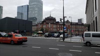 どこか懐かしい…、東京駅界隈
