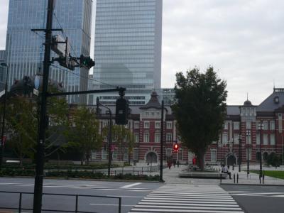久々、東京・茨城の旅