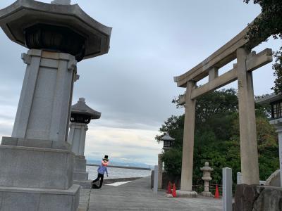 国宝姫路城から神戸で神戸ビーフの旅2日目  突然、家島!編