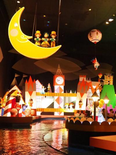 「 ディズニーランド (ディズニーランドホテル)」 & 「 青 梅 」 の旅 < 千葉県浦安市 ・ 東京都青梅市 >