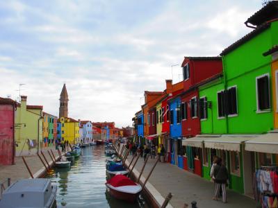 2回目だけどほぼ初めてのイタリア2 ベネチア・ブラーノ島