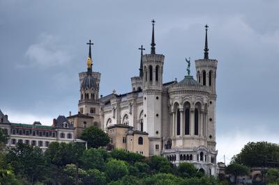 フルヴィエール ノートルダム大聖堂