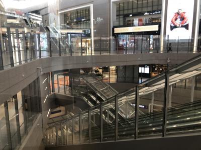 新サテライトターミナル開業 中国東方航空上海浦東乗継ぎ北京へ(往路)