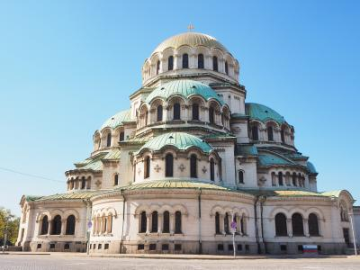 2019.10 ブルガリア・ルーマニアの旅 ①ソフィア