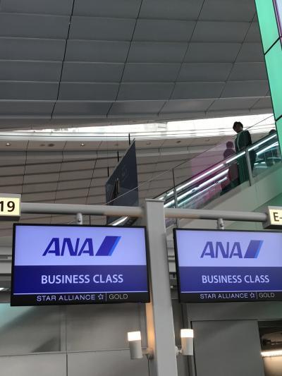 ANAマイルで予約、ANAエコノミークラスで行くフィラデルフィア、ワシントン