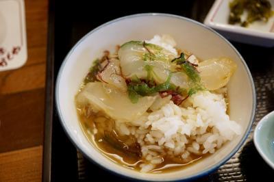 「四国グリーン紀行」で四国旅 2日目 鯛めしを食べに宇和島へ。夜は高知でカツオ
