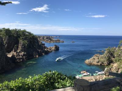 2019夏一人旅 気温37度の新潟・佐渡島に行きました。