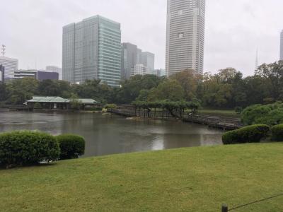 都会の庭園を巡る~浜離宮、芝離宮、上野動物園、岩崎邸庭園の無料開放