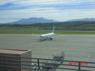 G線上のJAL142便。