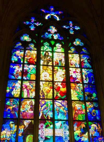 中世にタイムスリップ!黄金のプラハ☆プラハ城で過ごすひととき♡