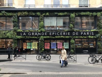 パリでのんびり名所巡り(ツアー不参加)